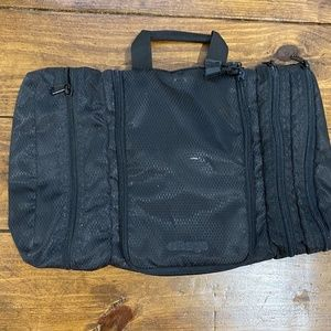 eBags Pack-It-Flat hanging toiletry bag